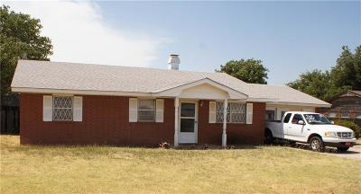 Hobart Single Family Home For Sale: 909 S Park Road