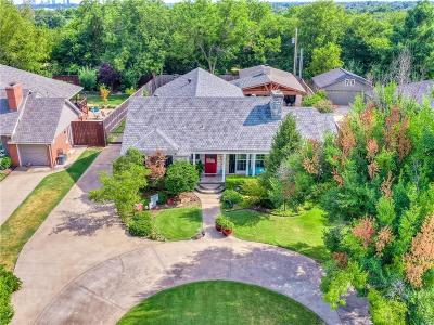 Nichols Hills Single Family Home For Sale: 1714 Windsor Place