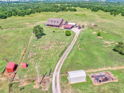 Single Family Home For Sale: 980469 S 3340 Road