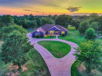Choctaw Single Family Home For Sale: 4701 N Vargas Road