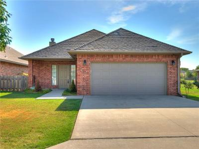 Moore Single Family Home For Sale: 1108 Golden Leaf Drive
