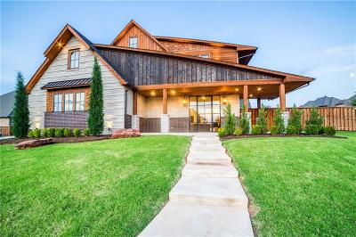 Edmond Single Family Home For Sale: 4700 Roundup Road