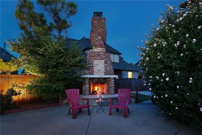 Edmond Single Family Home For Sale: 17104 Hawks Ridge Lane