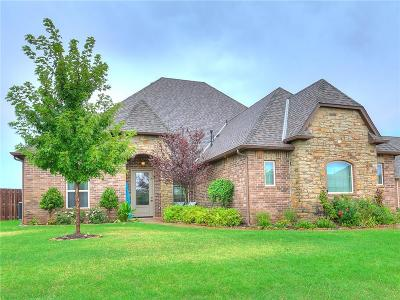 Edmond Single Family Home For Sale: 4708 Belmar Court