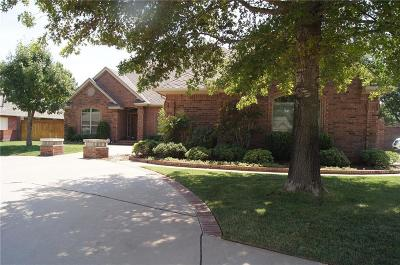 Oklahoma City Single Family Home For Sale: 8008 NW 131st Circle