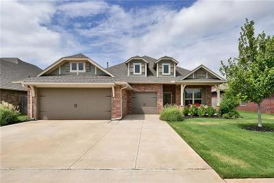 Oklahoma City Single Family Home For Sale: 8113 NW 160th Terrace