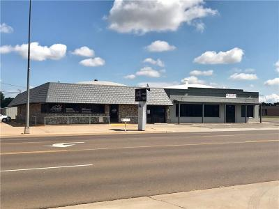 Elk City Commercial For Sale: 1923 W 3rd Street