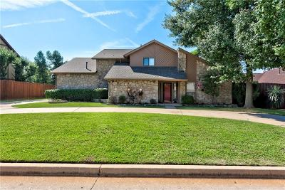 Oklahoma City Single Family Home For Sale: 3408 Hemlock Lane