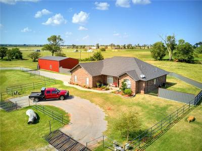Elk City Single Family Home For Sale: 11476 N 1970 Road