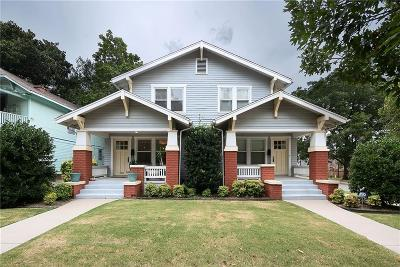Oklahoma City Multi Family Home For Sale: 703 NW 20th Street