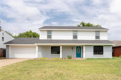 Oklahoma City Single Family Home For Sale: 2729 NW 111th Street