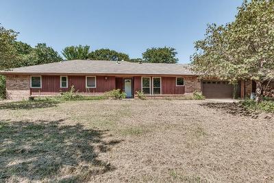 Edmond Single Family Home For Sale: 14587 S Sooner Road
