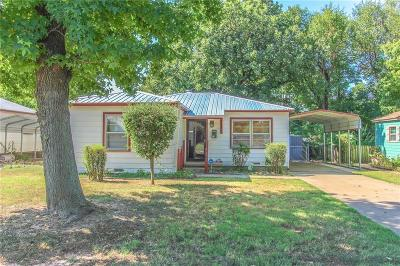 Norman Single Family Home For Sale: 910 Creston Way