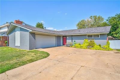 Oklahoma City Single Family Home For Sale: 8800 S Charlotte Drive