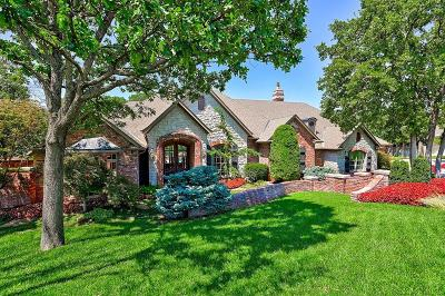 Edmond Single Family Home For Sale: 1709 Conridge Drive