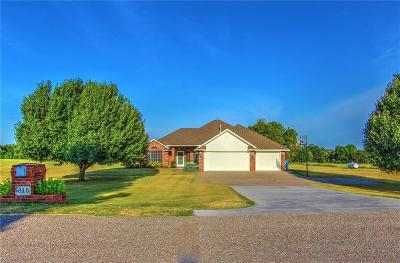 Tuttle Single Family Home For Sale: 815 Timberland Way
