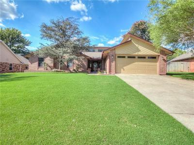 Oklahoma City Single Family Home For Sale: 4437 Rankin Road