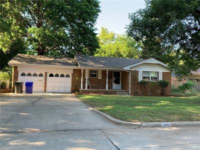 Norman Single Family Home For Sale: 1703 Oakwood Drive