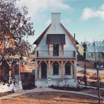Single Family Home For Sale: 67 Ridgeline Road #C