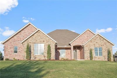 Oklahoma City Single Family Home For Sale: 10800 Quail Reserve Road