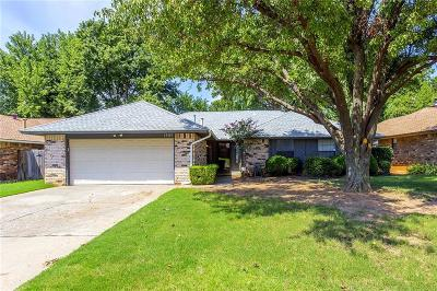 Edmond Single Family Home For Sale: 1305 Aquarius Road