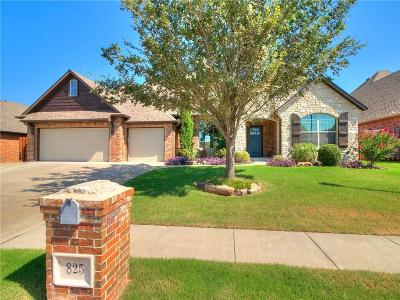 Edmond Single Family Home For Sale: 825 Northern Dancer Drive