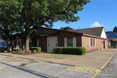 Noble Commercial For Sale: 201 S Main St