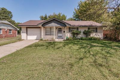Midwest City Single Family Home For Sale: 816 Moraine Avenue