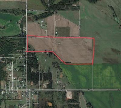 Shawnee Residential Lots & Land For Sale: 00 Gaddy Road