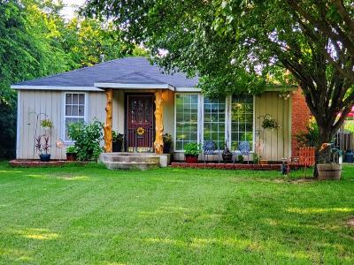Noble Single Family Home For Sale: 9215 E Maguire Road