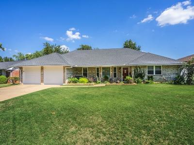 Oklahoma City Single Family Home For Sale: 6412 N College Avenue