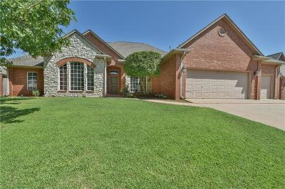 Oklahoma City Single Family Home For Sale: 6401 Winfield Drive