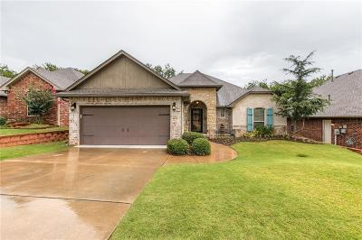 Edmond Single Family Home For Sale: 14000 Oxford Drive