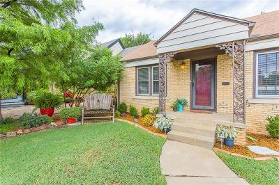 Oklahoma City Single Family Home For Sale: 2105 NW 25th Street