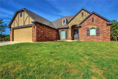 Blanchard OK Single Family Home For Sale: $249,500