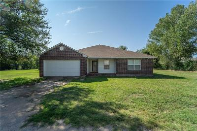 Midwest City Single Family Home For Sale: 10716 Bellview Drive
