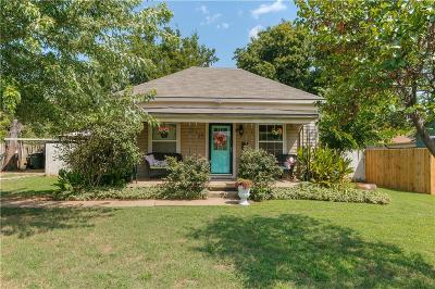 Edmond Single Family Home For Sale: 15 E 8 Street