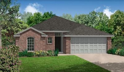 Edmond Single Family Home For Sale: 18401 Groveton Boulevard