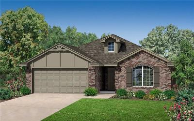 Edmond OK Single Family Home For Sale: $190,564