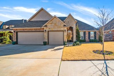 Edmond Single Family Home For Sale: 312 NW 155th Street