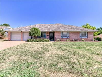 Oklahoma City Single Family Home For Sale: 3601 NW 65th Terrace