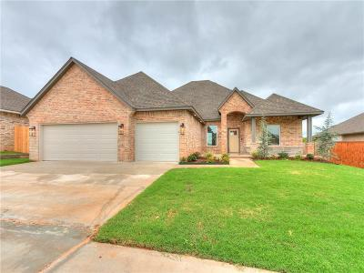Edmond Single Family Home For Sale: 7128 NW 156th Street