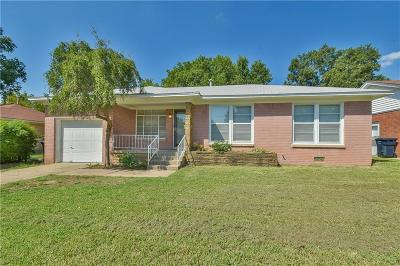 Oklahoma City Single Family Home For Sale: 4341 NW 18th Street