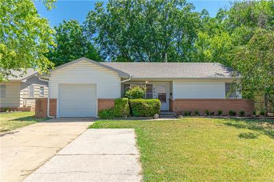 Norman Single Family Home For Sale: 807 N Berry Road