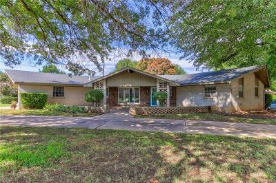 Oklahoma City Single Family Home For Sale: 4713 NW NW 30th Street