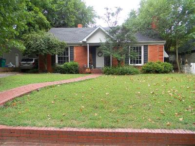 Oklahoma City OK Single Family Home For Sale: $239,500
