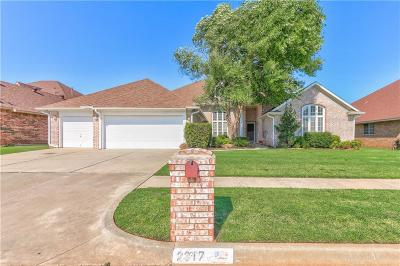 Oklahoma City Single Family Home For Sale: 2317 Renwick Drive