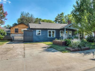 Norman Single Family Home For Sale: 608 Kansas Street