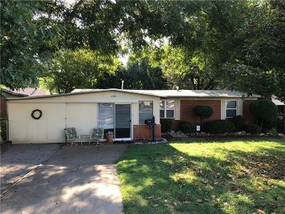 Del City Single Family Home For Sale: 2120 S Sunnylane Road