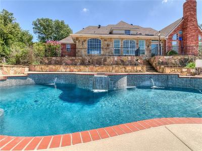Edmond Single Family Home For Sale: 1509 Deason Drive